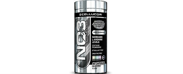 Cellucor NO3 Chrome Review 615