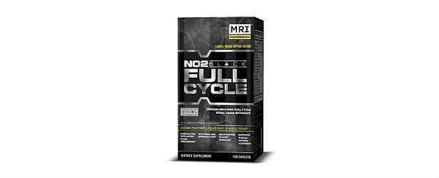GNC MRI No2 Black Full Cycle Review 615