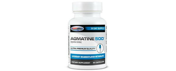 Agmantinesupplement.org USPLabs Agmatine 500 Review 615