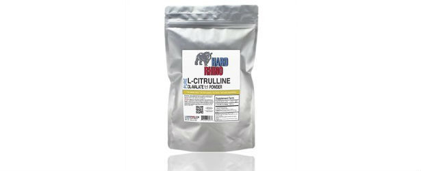 BULK POWDERS Citrulline Malate Review 615