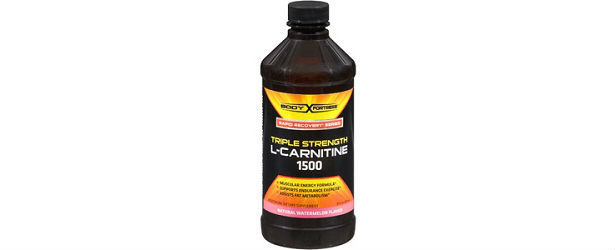 Body Fortress Watermelon Flavor Triple Strength L-Carnitine 1500 Review 615