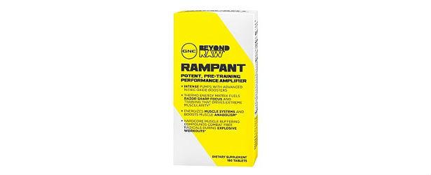 GNC Beyond Raw Rampant Review 615