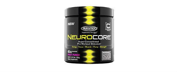 MuscleTech Neurocore Review 615