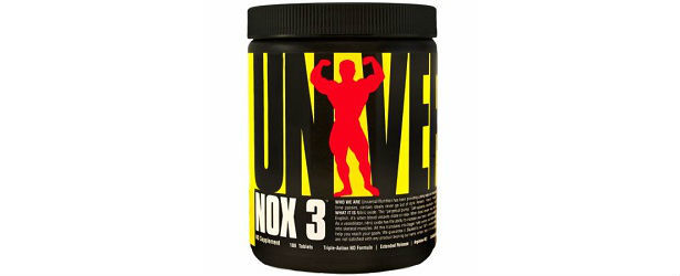 Universal Nutrition NO Supplements NOX3 Review 615